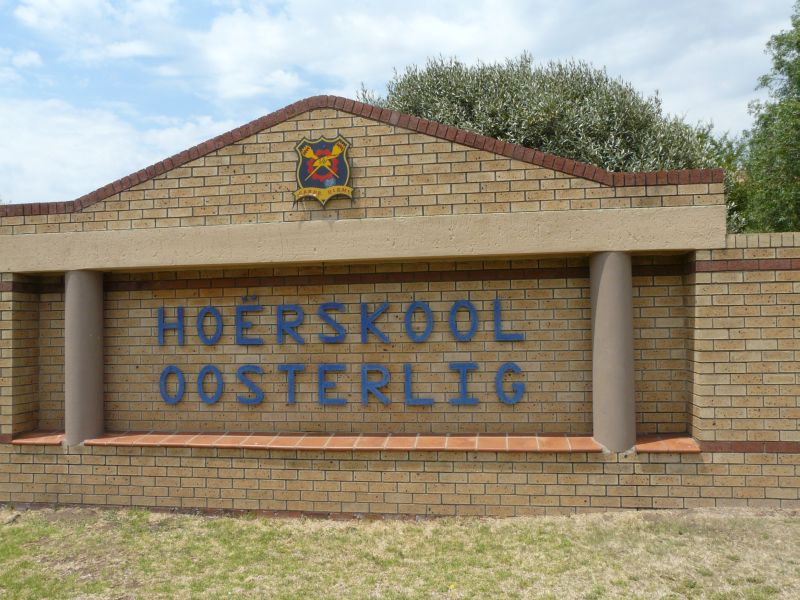 Hoërskool Oosterlig is aangewys as die TOP HOËRSKOOL in die Ekurhuleni-Suid distrik